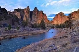 Smith Rock Craggin