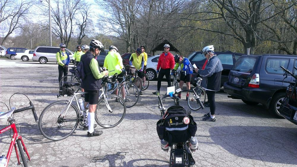Saturday club ride and new members picnic