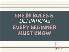 Rules 101 - click to view details