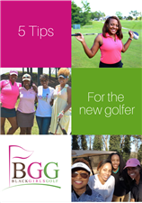 5 Tips For New Golfers - click to view details