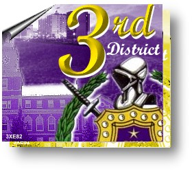 Visit the Mighty Third District!