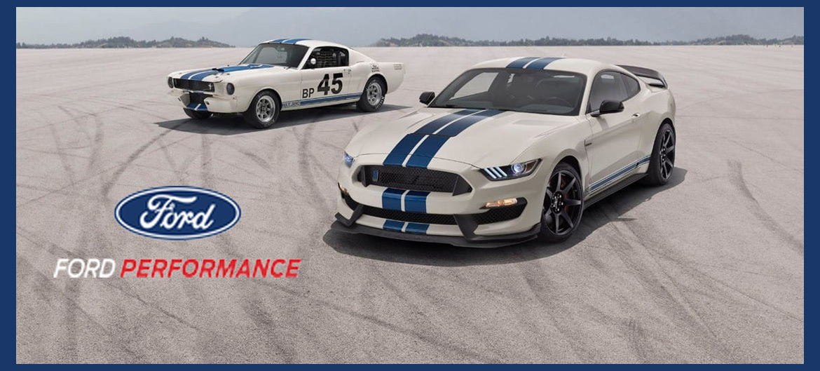 Ford Performance 2020