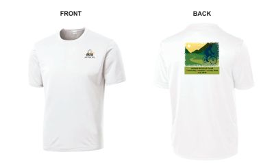 ABC Ride 2016 short sleeve Tee