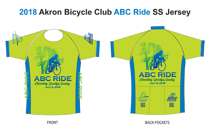 ABC ride jersey 2018