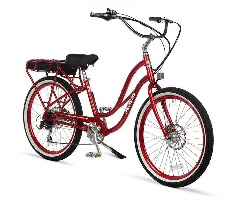 Win a  Pedego E-Bike - $5.00 Raffle Ticket