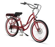 Win a  Pedego E-Bike - $5.00 Raffle Ticket - click to view details