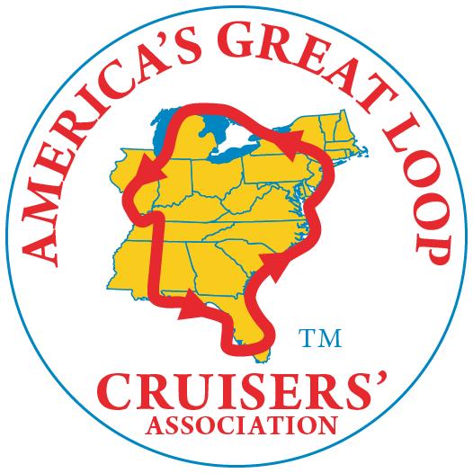 Home - America's Great Loop Cruisers' ociation Sailing The Great Loop Map on great lakes sailing, caribbean sailing, the great loopers,