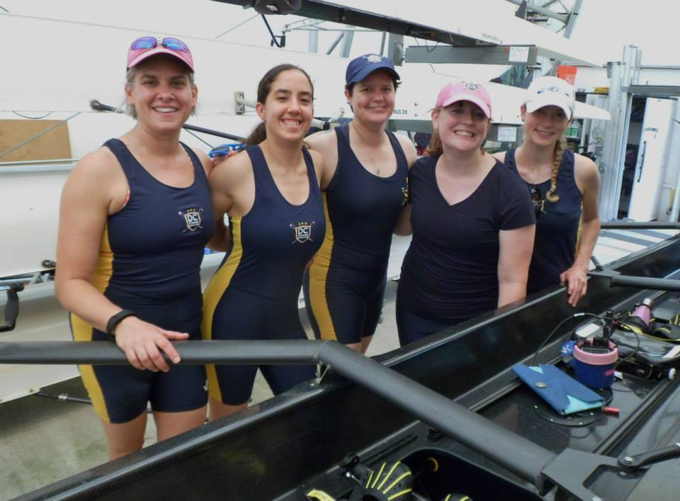 Learn to Row - DC Strokes Rowing Club