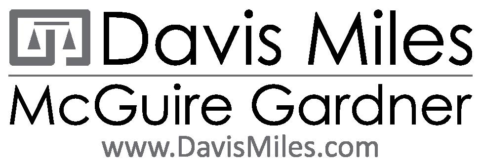Davis Miles McGuire Gardner PLLC C17, 19