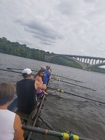 Adventure rowing