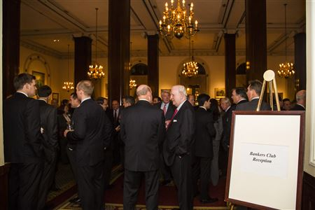 Photo Highlights from the 2013 Winter Meeting with  Thomas S. Ricketts, Chicago Cubs and Incapital LLC
