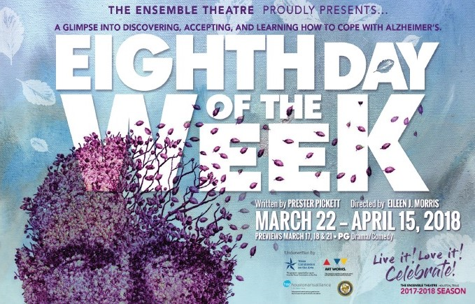 2018 Eighth Day of the Week - Ensemble Theater Flyer