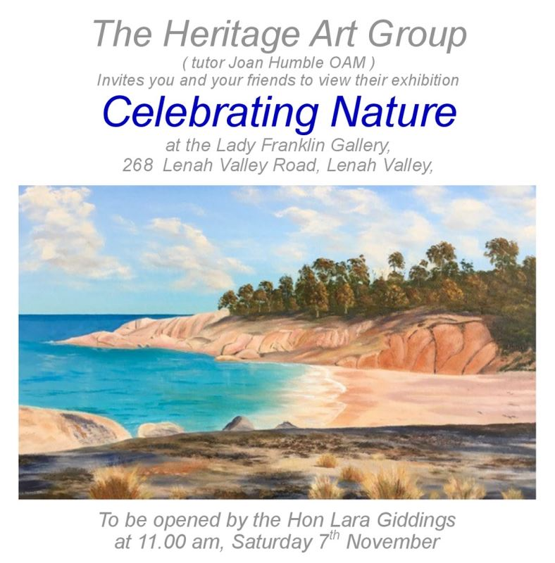 Works from Heritage Art Group