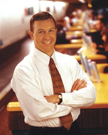 Scott Kirby moves from president of American Airlines to president of United Airlines. Photo via Google images.