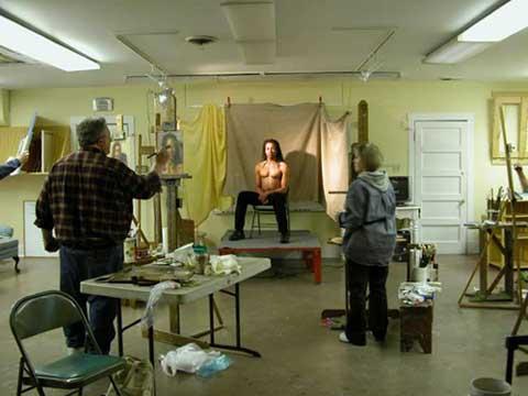 Figure Drawing Art Workshops