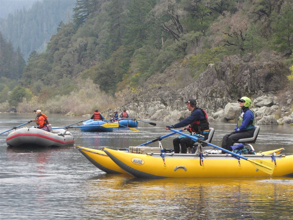 Highlight photos of Rogue River Lodge Trip in October 2016 by Bob Sawhill.