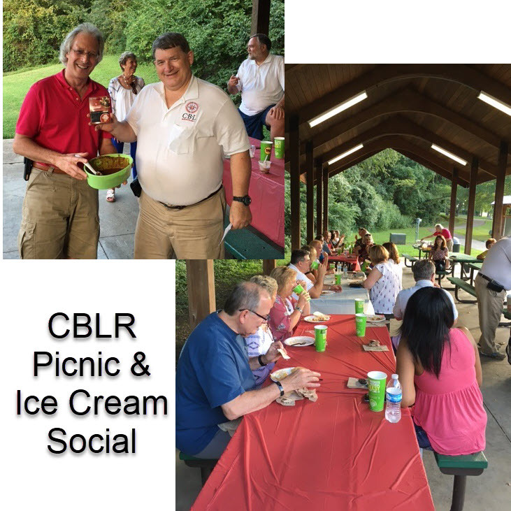 CBLR Picnic and Ice Cream Social