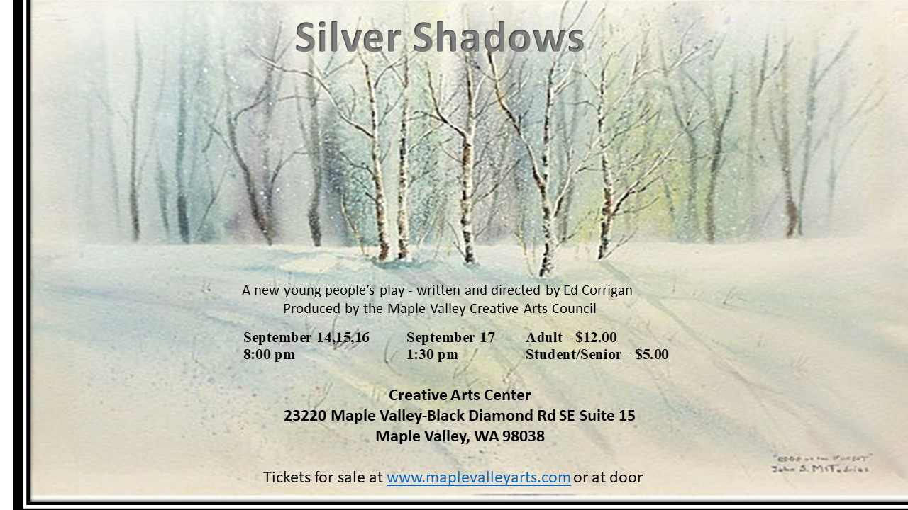 Silver Shadows Play