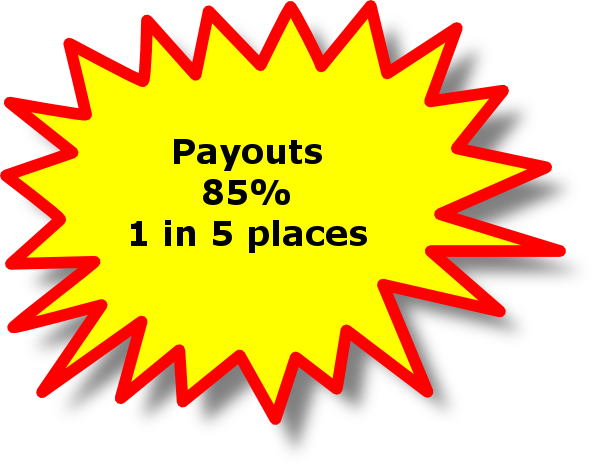 85% Team Trail payout