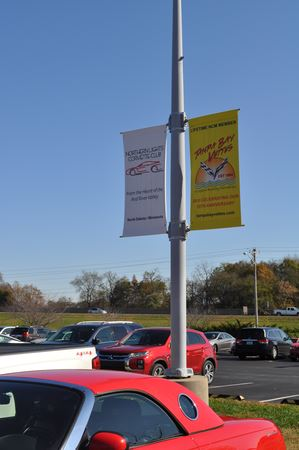 Pictures from the National Corvette Museum