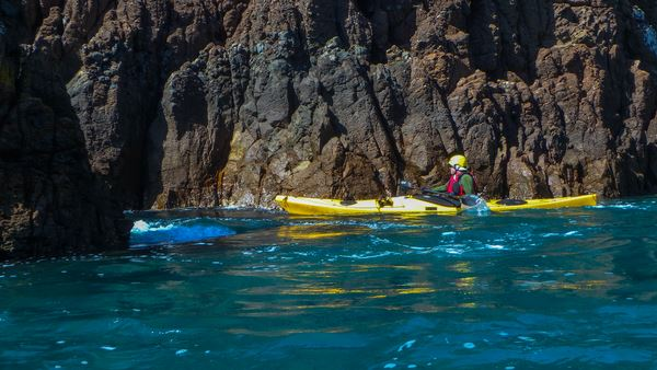 ISK,took its first trip to Baja  Mexico, March 18-24, 2019. Some were new to the ocean while those who had previous ocean paddling experience were able to build on their knowledge....