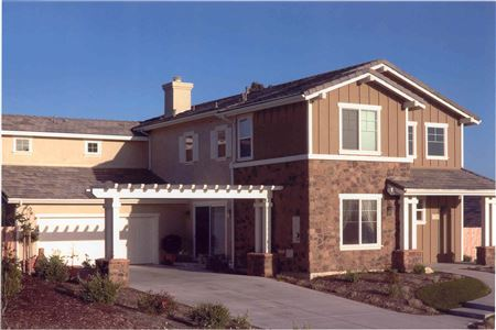 Some of the beautiful completed homes built by The Towbes Group, a much valued builder member of the HBACC