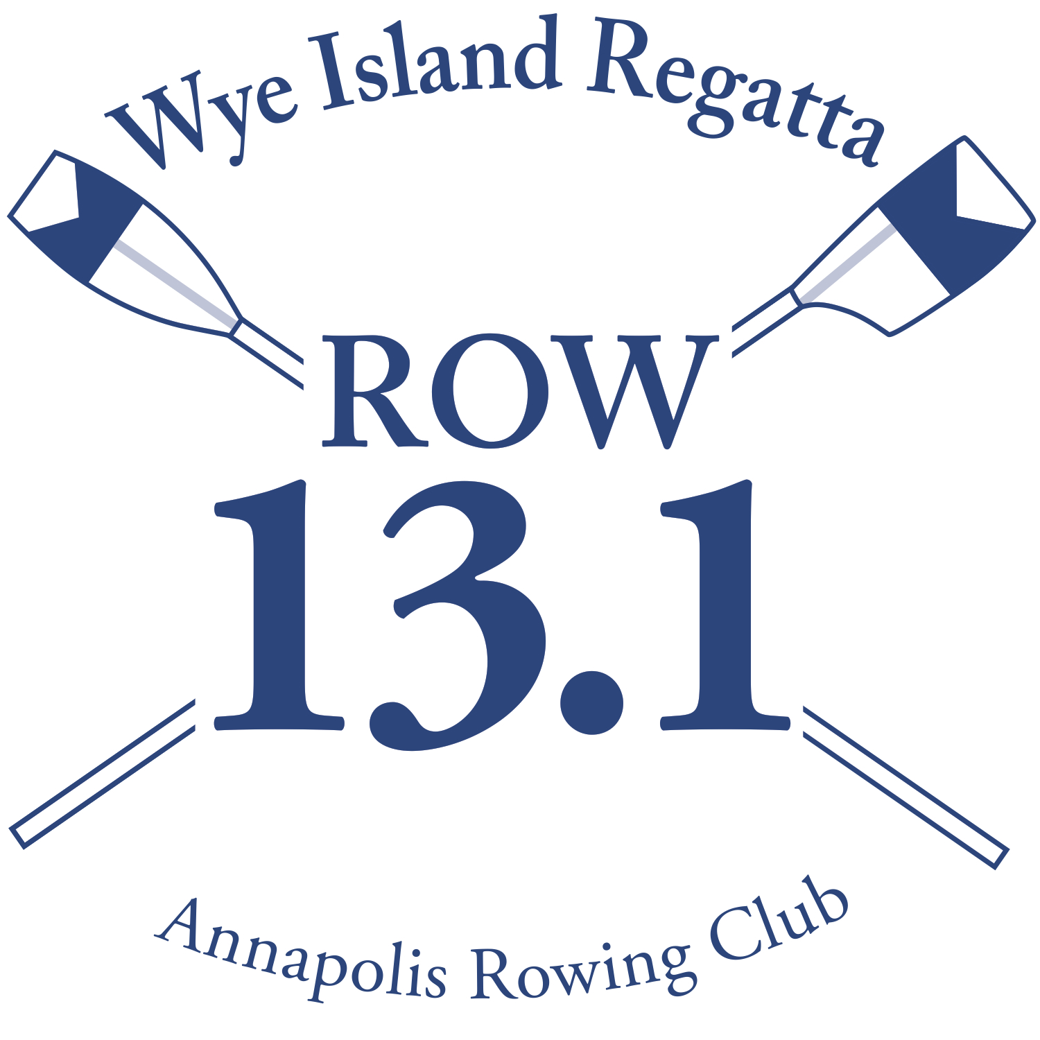 Row 13.1 Wye Island Regatta