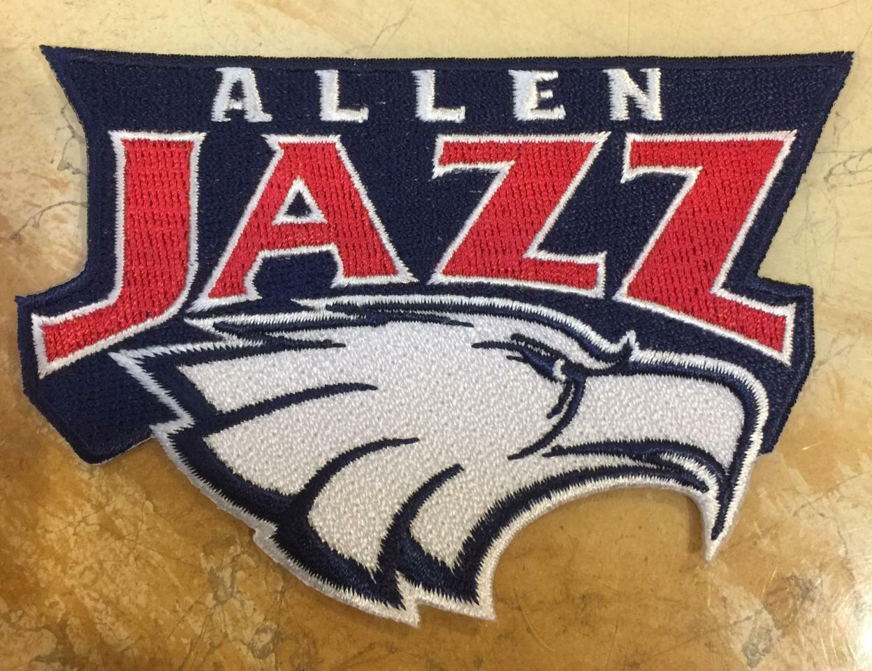 Jazz Band Patch