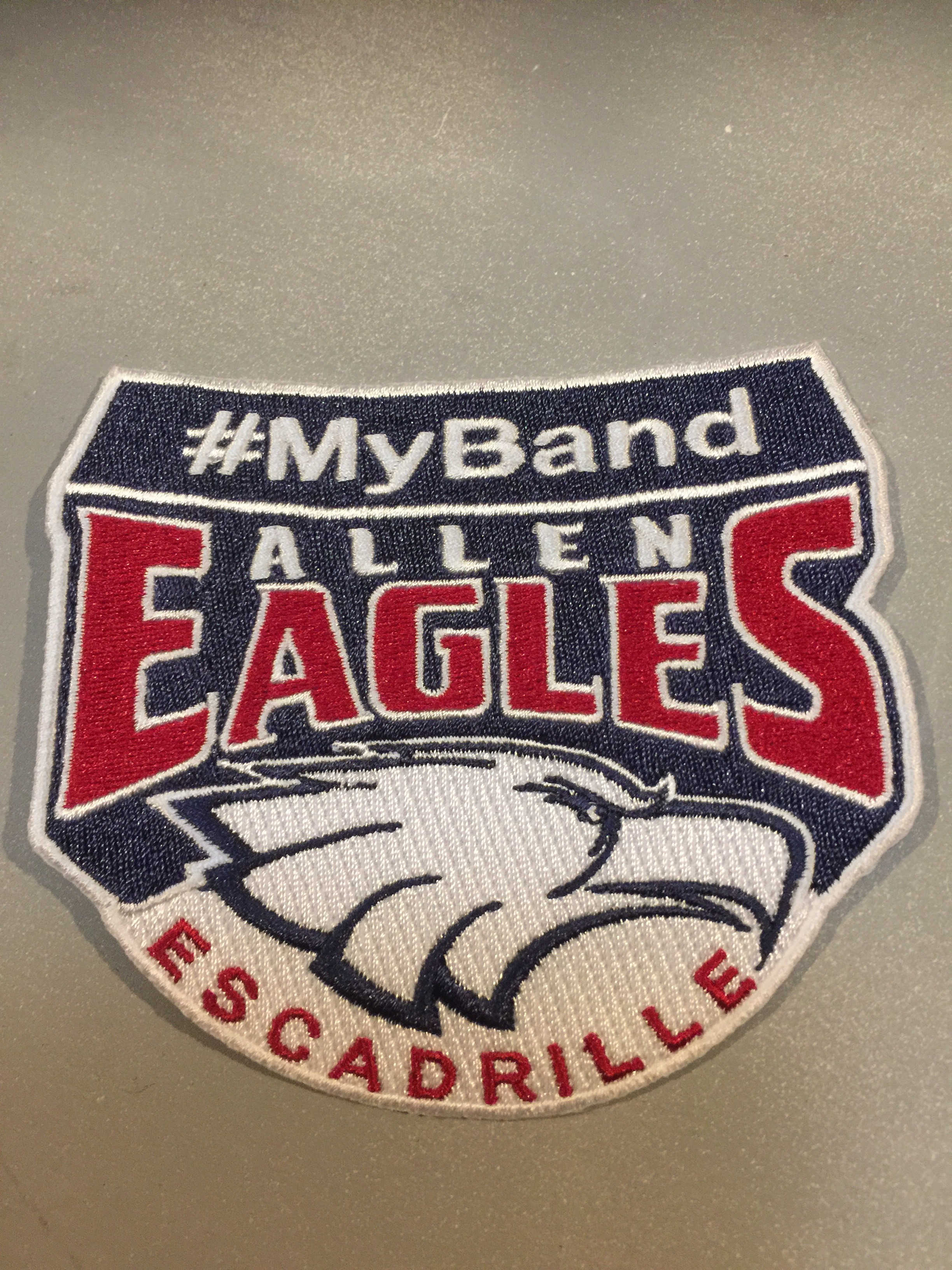 #myband patch