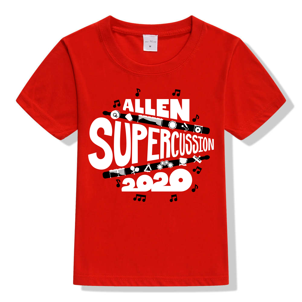 2020 Supercussion Shirt Payment Link