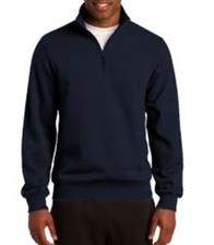 Half Zip Wicking pull over  - click to view details