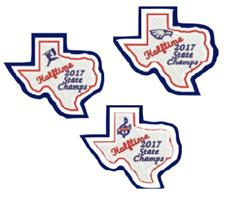 2017 State Football Game Patch - click to view details