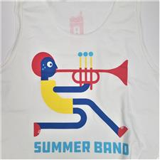 Summer Band Tank  - click to view details