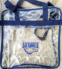 Clear Stadium Bag - click to view details