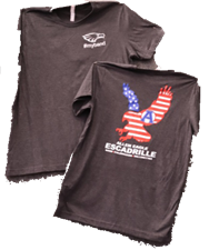 Escadrille Eagle #MyBand Shirt - click to view details