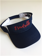 Escadrille Visor (2 font options) - click to view details