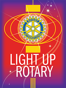 2014-15: Light Up Rotary