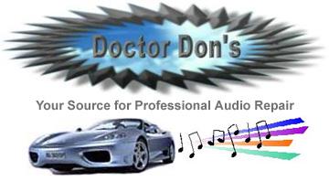 DON THE RADIO DOC LOGO