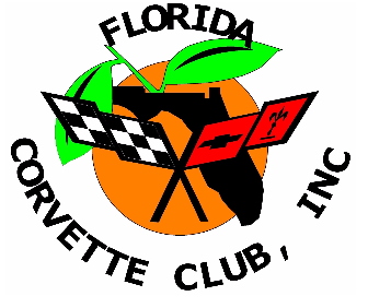 FLORIDA CORVETTE CLUB LOGO