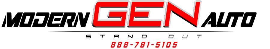 Modern GEN Auto logo