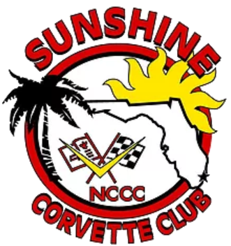 SUNSHINE CORVETTE CLUB LOGO
