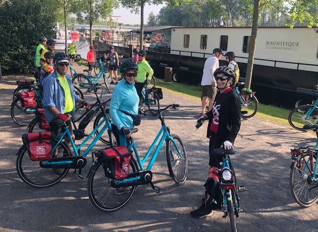 2019 Bike and Barge Tour to Belgium
