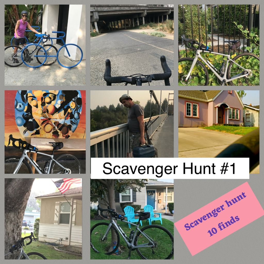 Scavenger Hunt organized by Karen Holland for September, 2020