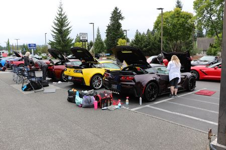 Pictures taken by Ken Pekola at the 2019 VetteFest at Titus-Will Chevrolet in Olympia, WA