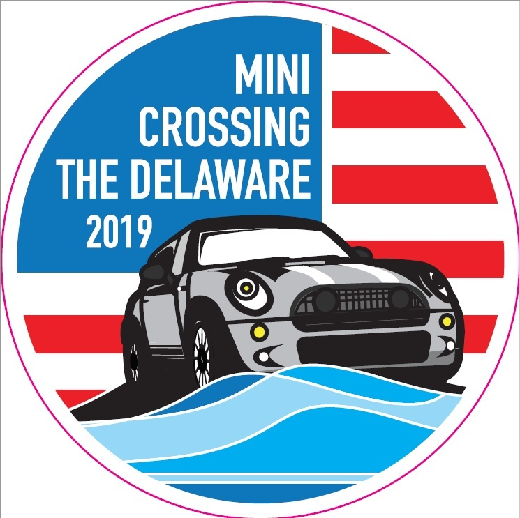 MINIs Cross the Delaware 2019
