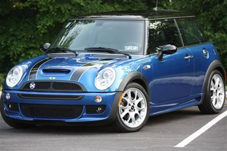 MINIs I've had the opportunity to own, drive, race, and modify since 2006
