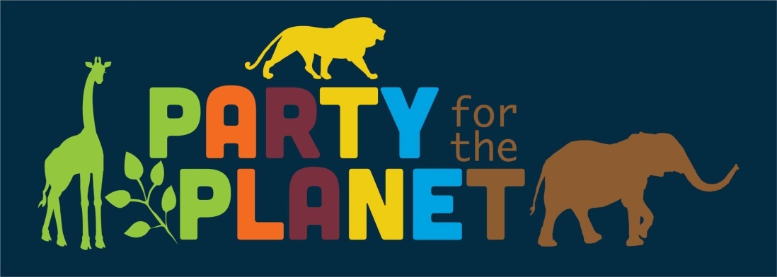 "Hogle Zoo ""Party for the Planet"""