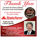 Mike Breeding State Farm