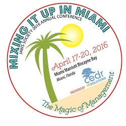 2016 Conference Logo presented by CEDR HR Solutions