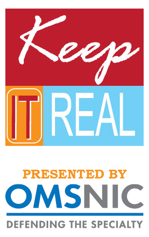 Keep It Real, presented by OMSNIC